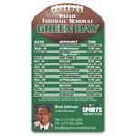 Custom Sports schedule magnet