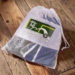 Custom Mesh Drawstring Backpack