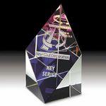 Custom Prism Tower Small Dichroic Award