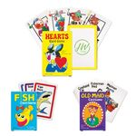 Custom Assorted Playing Card Games