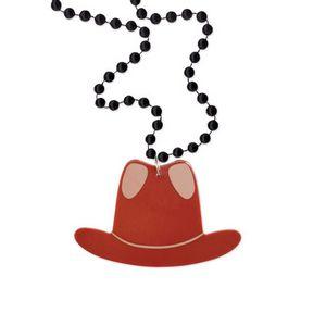 Custom Cowboy Hat Medallion Beads
