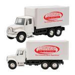 Custom International Box Truck Pull Back