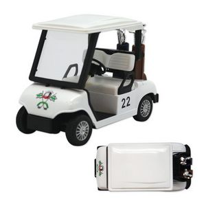 Custom Golf Cart Replica