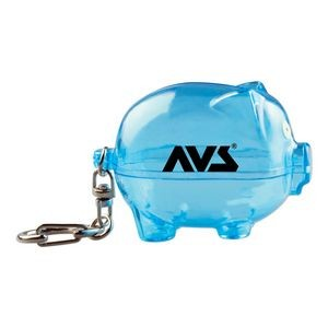 Smash-It Piggy Bank Keychain