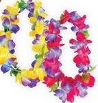 Custom 36'' Silk Flower Leis