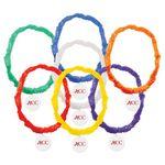 Custom Plastic Leis w/ Medallions