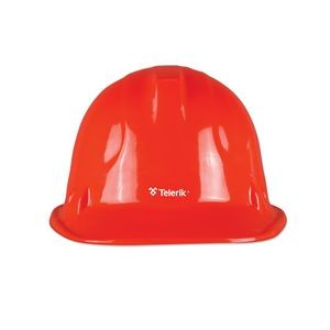 Red Novelty Construction Hat