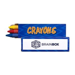 3 Pack Crayons