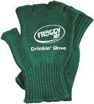 Custom Beer-Drinking Gloves, Knit Fingerless, Print 1 Side