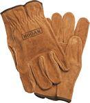Custom Cattleman Leather Gloves