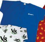 Custom Scrub Shirt With 1 Location Print (Youth S-XL) & (Adult XS-2XL)