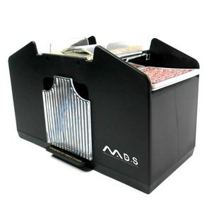 4-Deck Automatic Card Shuffler