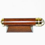 Custom Wooden Kaleidoscope W/ Base Stand (Screened)