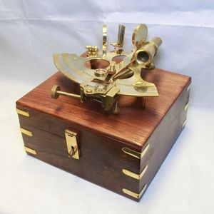 "6"" Lifeboat Sextant w/Box"