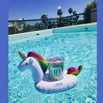 Custom Inflatable Unicorn Cup Holder