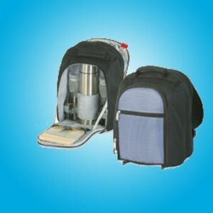 Picnic Coffee Backpack for Two (Screened)