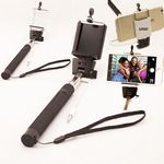 Custom Extendable Selfie I-Phone Stick