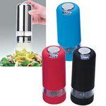 Custom Mini Electric Pepper Mill w/ Light
