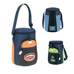 Custom Pinnacle Insulated 6 & 8 pack cooler & lunch bag