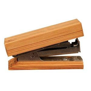 Mini Bamboo Stapler