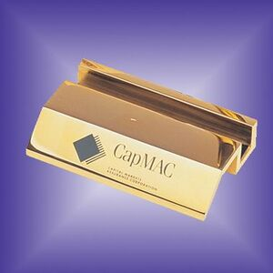 Gold Plated Name Card Holder (Screen Print)