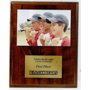 "Cherry Beater Plaque w/Folded Photo Holder (8""x10"")"
