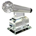 Custom Crystal Microphone