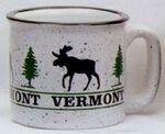 Custom 15 Oz. White Santa Fe Campfire Mug