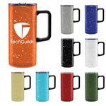 Custom 18 oz. Acadia Collection Stainless Steel Mug