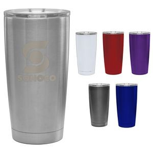 20 Oz. Infinity Series Travel Tumbler - Laser Etched