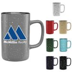 Custom 18 Oz. Tall Camper Collection Ceramic Mug