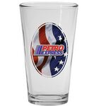 Custom 16 Oz. Sublimated Pint Glass