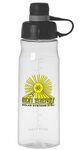 28 Oz. Clear BPA Free Everglade Collection Bottle