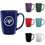 Custom 16 Oz. Taza Collection Ceramic Mug