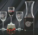 Custom 5 Piece Wine and Decanter Set