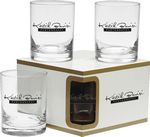 Custom 14 Oz. Premium Set of 4 Double Old Fashion Glasses