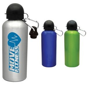20 Oz. Aluminum Cyclist Collection Water Bottle