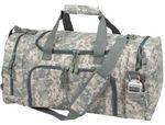 Custom Digital Camouflage Duffle Bag