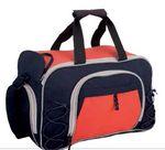Custom Deluxe Gym 2 Tone Duffle Bag