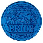 Custom Colored - Anodized Aluminum Coin/Medallion (0.984