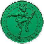 Custom Colored - Anodized Aluminum Coin/Medallion (1-1/4