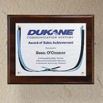 Custom Certificate Frame / Overlay Plaque Kit with Choice of Finish (9