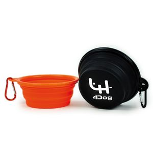 Collapsible Silicone Pet Bowls
