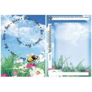 Bee-lieve -Theme Series Honey Bee Mix Seeds - Digital Print/ Back Imprint