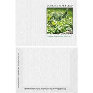 Impression Series Herb Blend Seeds - Digital Print/ Front & Back