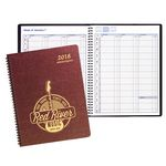 Custom Professional Desk Appointment Planner w/ Illusion Cover