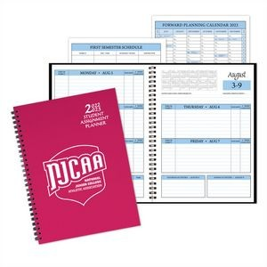 Student Assignment Planner W/ Twilight Cover