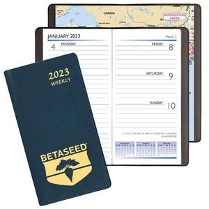 Continental Weekly Pocket Planner