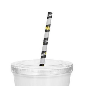 Paper Straws - Custom Printed