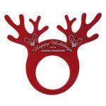 Custom Reindeer Foam Visor (15